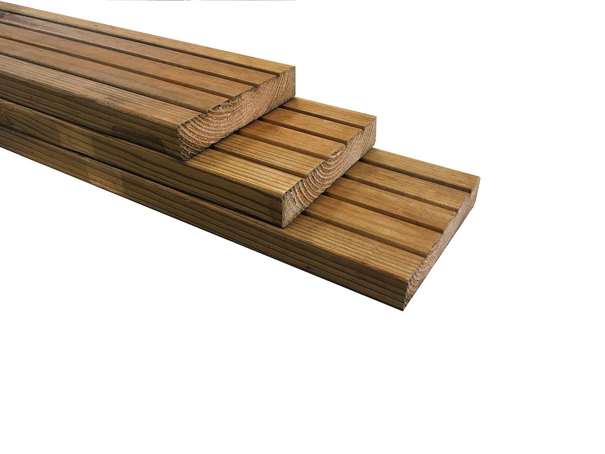Nobifix terrasplank alternatief hardhout lengtes 300 360 400cm