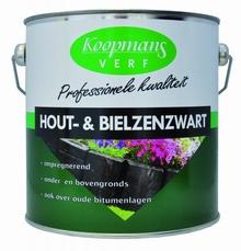 Koopmans Hout en Bielzenzwart