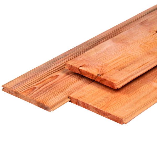 Mes en Groefplank Red Class Wood 1,8×14,5x300cm
