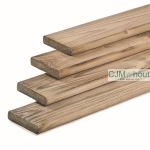 Plankje 1,8x7x180cm Celfix geïmpregneerd