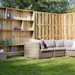Tips voor tuinschermen