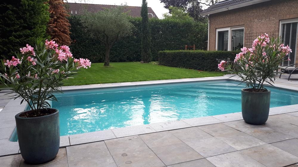 Inbouw zwembaden voor alle tuinen