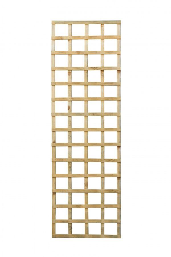Trellis Rosa Recht 56x180cm