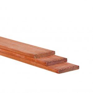Vlonderplank Massaranduba 2,1×14,5x330cm