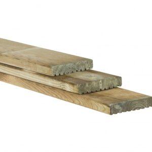 Vlonderplank 2,8×14,5cm Vuren ME Celfix geïmpregneerd